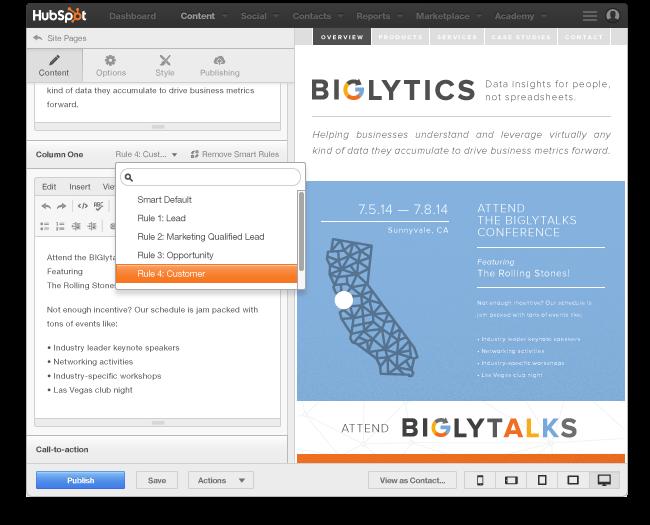 Deliziare i clienti con HubSpot Marketing Software