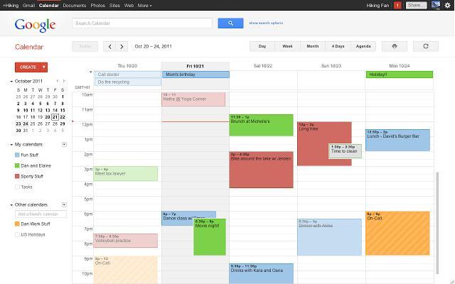 Google Calendar per condividere appuntamenti con il team