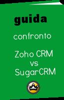 Guida al confronto tra Zoho Crm e SugarCrm