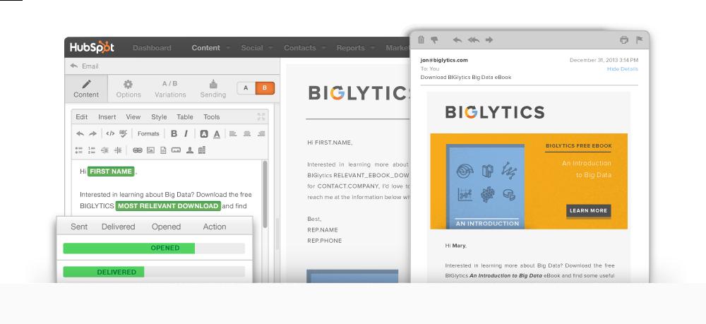 HubSpot-Email-Marketing-Software