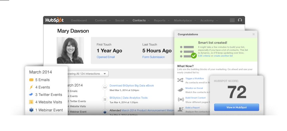 HubSpot-generare-contatti-dal-web