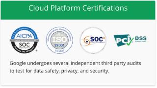 Certificazione Google Cloud Platform