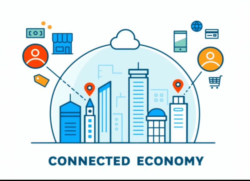 Connected economy