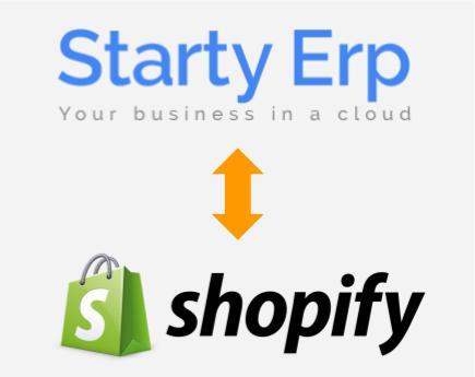 Integrazione shopify a erp