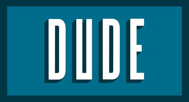 Logo DUDE Srl