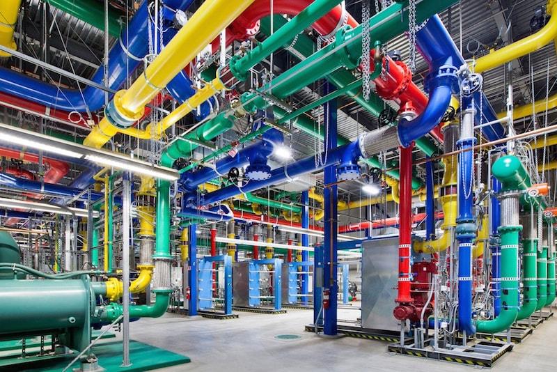 Impianti scalabili Cloug Google