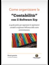 Come organizzare la contabilità con il Software ERP